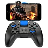 BEBONCOOL Controller for Nintendo Switch, Bluetooth Controller for 6-Axis Somatosensory Nintendo Switch, Bluetooth Controller for Android Smartphones/Tables/PC/Emulator/Oculus Gear VR