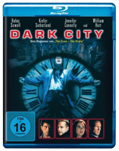 Dark City [Blu-ray] (City Blu Sound Ray)