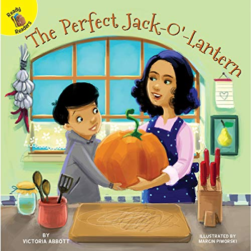 The Perfect Jack-O'-Lantern (My Adventures) (Victoria Halloween Stores)