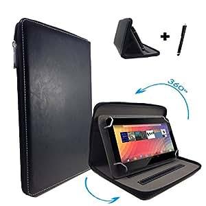 """Medion lifetab s10345 mD99042 s10316 s10317/////s10318 s10319 s10320 pour tablette pC 360° 10.1 """"éclair noir"""
