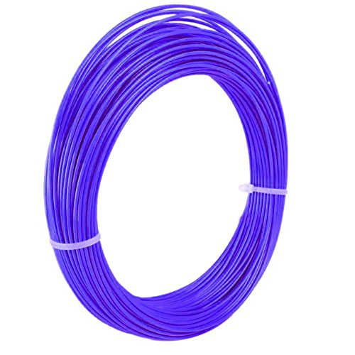 Generic 10M ABS 3D Printer Filament 1.75MM For 3D Printer Pen Doodle - Purple  available at amazon for Rs.285
