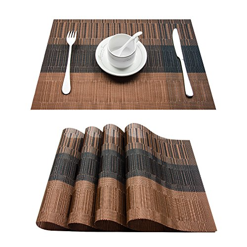 Top Finel Manteles Individuales Plastico Placemats