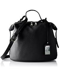 Buffalo Bag S017-167a Leather Pu, Sacs Portés Épaule Femme, 17 x 38 x 29 cm