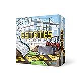 Capstone Games The Estates: Bid and Build Game - English