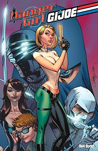 Danger Girl/G.I. Joe (deutsche Ausgabe) Womens Rohleder