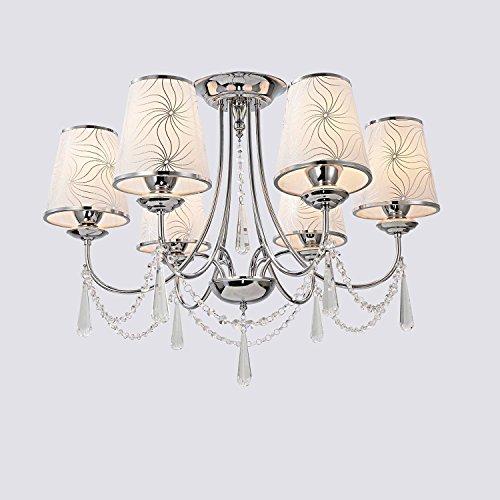 cristallo di luce in stile europeo raffinato ed elegante, la