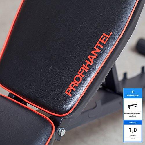Profihantel Premium Line Hantelbank - 2