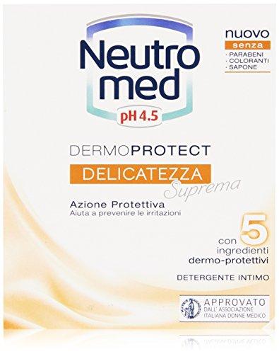 Neutro Med Detergente Intimo Delicatezza Suprema e Azione Protettiva - 250 ml