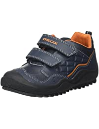 Geox Jungen J Athiss Boy B Sneaker