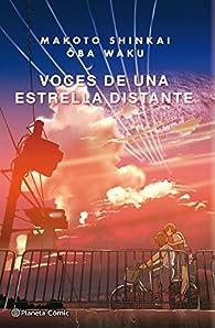 Voces de una estrella distante par Makoto Shinkai