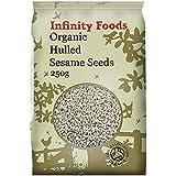 Biologische Gepelde Sesamzaad 250g (Infinity Foods)
