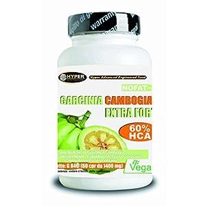 Garcinia Cambogia Strong | Fat Burner – fördert die Gewichtsabnahme | 60 Tabletten | 1000 mg pro Tablette! 60% der HCA | Leistungsstarke Fat Burning – Anti-Hunger – reduziert den Appetit | Es hilft abzulassen | 1 Packung Monate der Behandlung | Tabletten Gluten – 100% natürlich und vegan.