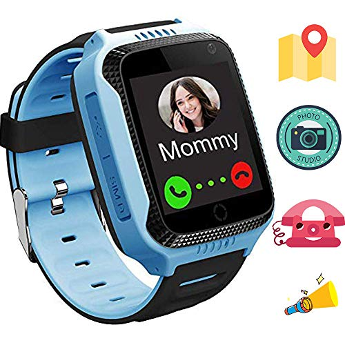 1.44 Pulgadas Touch Kids GPS Tracker Smart Watch con La Cámara SIM...