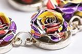 Handgemachtes Armband mit Rosen aus Bier Caldera IPA Dosen
