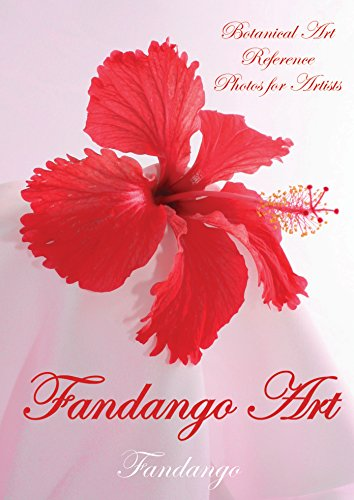 fandango-art-botanical-art-reference-photos-for-artists-english-edition