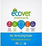 (2 Pack) - Ecover - Washing Powder Conc. Non Bio   3000g   2 PACK BUNDLE