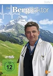 Der Bergdoktor-Staffel 7 [Import anglais]