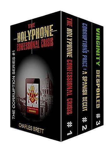 THE CORRUPTION SERIES - Boxset-1: Novels 1-3