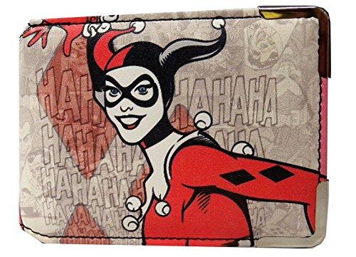 DC 80 A327 Batman – Harley Quinn Cartes de visites/Mini sac à main/porte-cartes Oyster
