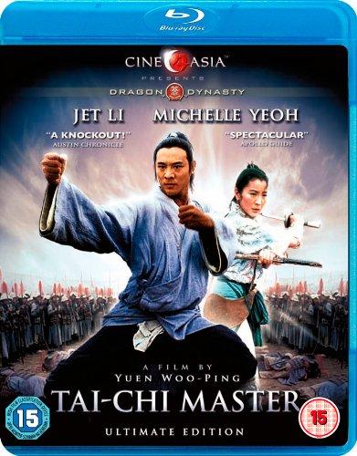 Tai-Chi Master [Blu-ray] [UK Import]