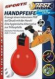 Best Sporting Hand Trillerpfeife für Schiedsrichter und Hundetraining, ro