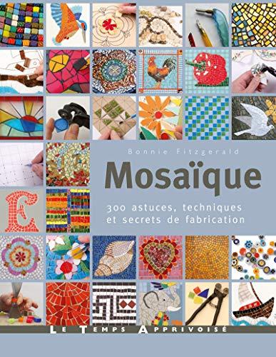 Mosaïque, 300 astuces, motifs et secrets de fabrication par Bonnie Fitzgerald