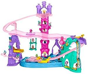 Fisher-Price Shimmer & Shine - Accesorios muñecas, Aventuras en Alfombra mágica (DYW01)
