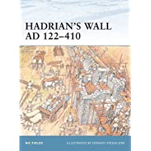 Hadrian's Wall AD 122-410 (Fortress) by Nic Fields (2003-02-25)