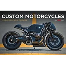 Bike EXIF Custom Motorcycle Calendar 2016 by Chris Hunter (2015-09-25)