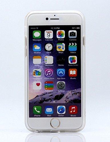 iPhone 6 Hülle, iPhone 6S Schutzhülle, Hamyi 3D Relief Skulptur Hartplastik Schalen für iPhone 6 und iPhone 6S (4,7 Zoll) (Planet) Planet