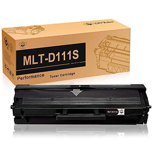 D111S MLT-D111SCartucce a Toner di Ricambio CMYBabee Ricambio perMLT-D111 111S Compatibili con Stampanti Samsung 111 Xpress SL-M2020 SL-M2022 SL-M2026 SL-M2070 SL-M2020W SL-M2022W SL-M2026W 1 Nero