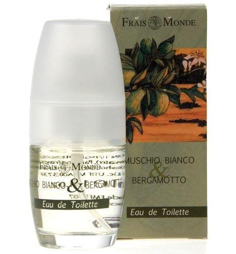 Frais Monde Eau de Toilette White Musk/Bergamote 30 ml