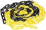 S21 Señalización AC-008-A5 Cadena eslabón, Multicolor, 8 mm