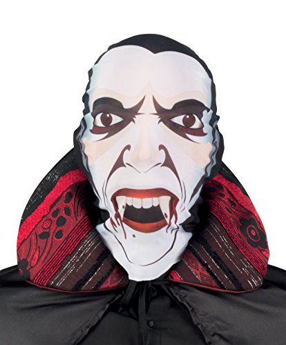 Boland 72022 - Kapuzenmaske Vampir, Masken