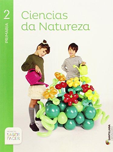 CIENCIAS DA NATUREZA 2 PRIMARIA SABER FACER - 9788499722450 por Vv.Aa