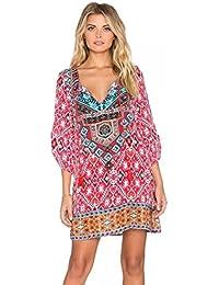 online retailer d6537 341a1 Suchergebnis auf Amazon.de für: strandtunika damen - Damen ...