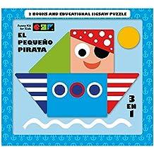 El pequeño pirata (Juega y aprende)