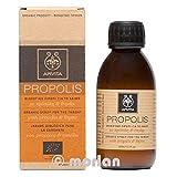 Apivita Propolis Jarabe Biológico Para la Garganta Con Propóleo y Tomillo, 150ml