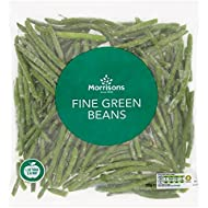 Morrisions Very Fine Green Beans, 500g (Frozen)