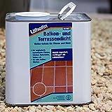 Lithofin Balkon- und Terrassendicht   schützt, Macht Wasserdicht und regendicht   Ergiebigkeit: ca. 7-15 m²/L