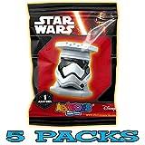 Panini Star Wars Abatons - 10 abgedichtet Zufallspackungen