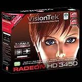Visiontek Radeon HD 3450 Graphics Card 900292 -