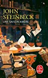 Une saison amère par Steinbeck