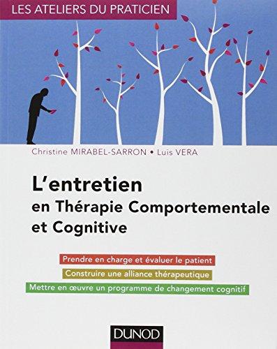 L'entretien en thrapie comportementale et cognitive - 4e d.