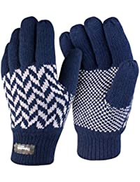 Result Essentials Pattern Unisex Thermo Winter Handschuhe