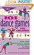 #7: 101 Dance Games for Children: Fun and Creativity with Movement (Smartfun Activity Books)