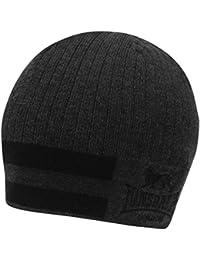 Lonsdale Unisex 2 Stripe Hut Mütze