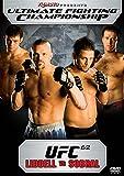 UFC 62 : Liddell vs Sobral [Reino Unido] [DVD]