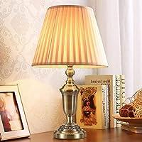 ZYCkeji Zart Moderne minimalistische Kupferfarbe Schlafzimmer Nachttischlampe Wohnzimmer Studie Küche Büro Beleuchtung... preisvergleich bei billige-tabletten.eu