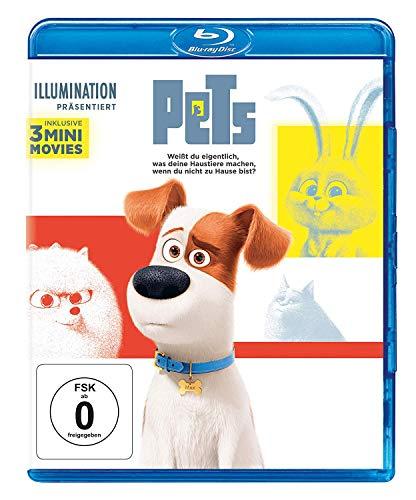 Pets (Illumination) [Blu-ray]